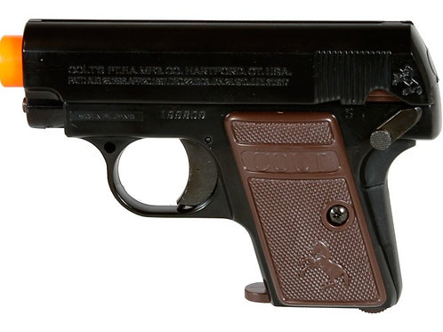 Colt 25 Black Airsoft Pocket Pistol