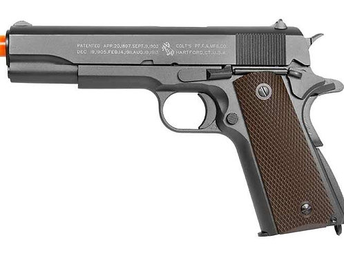 Colt 1911 CO2 Blowback Airsoft Pistol, Full Metal