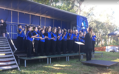 Birkdale State School Choir on Followmon