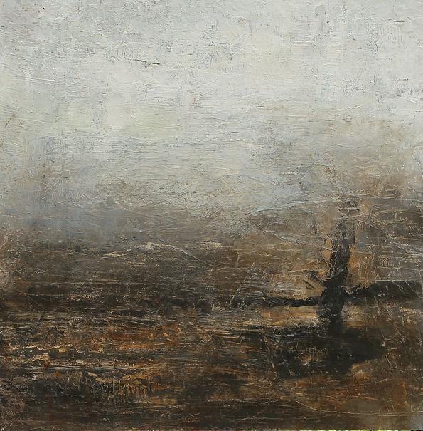 carol hodder overcast oil on canvas 60x6