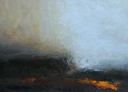 Coast | oil on canvas | 120x150cm
