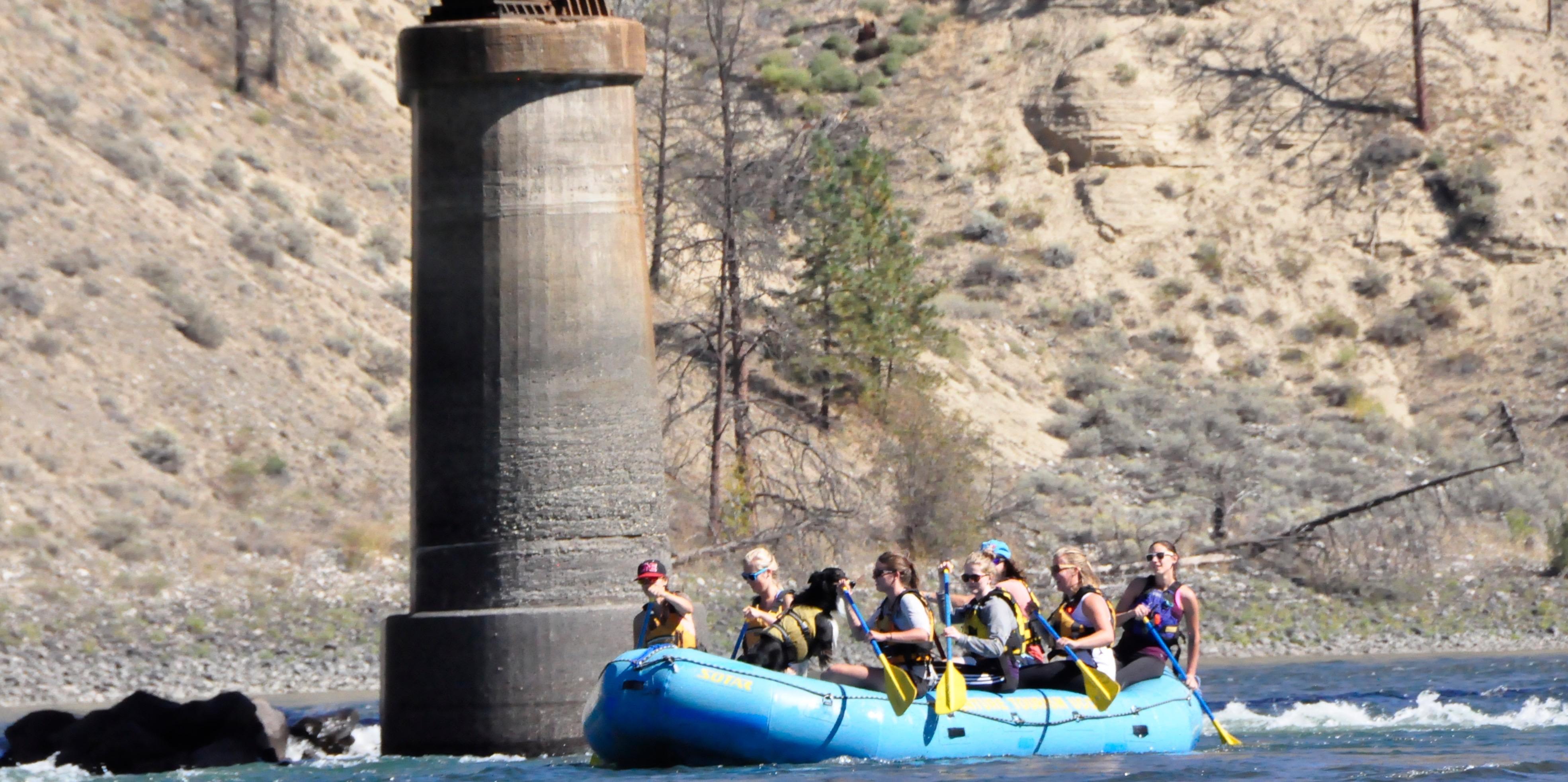 Raft Trip