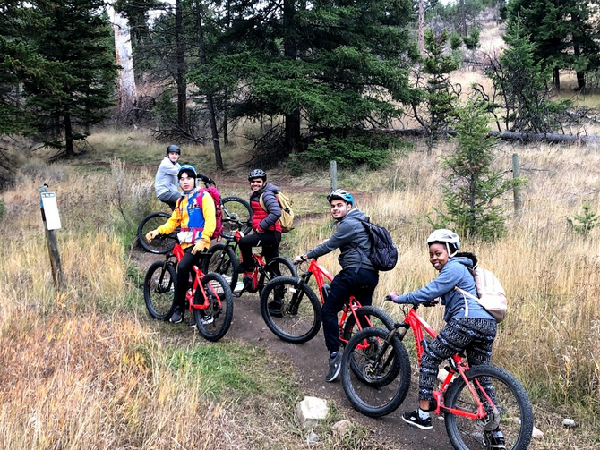 Pineview Mountain Biking