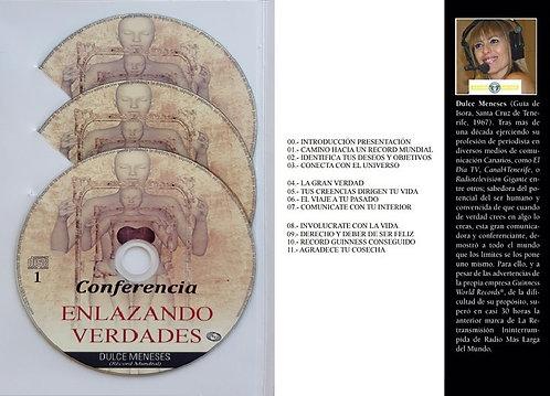 3 Cd´s (Envío Canarias y Península Gratis)