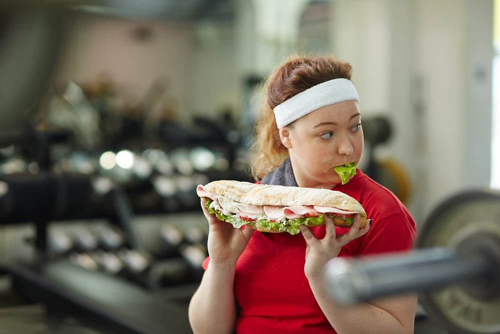 5 Bad Weight Loss Habits to Break Today from Elevate Fitness