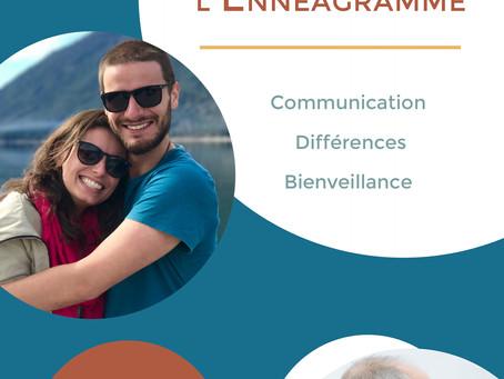 Bientôt en Drôme, Sessions couples et Ennéagramme