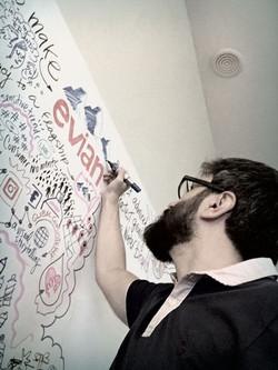 Mister Scribing Graphic Facilitation