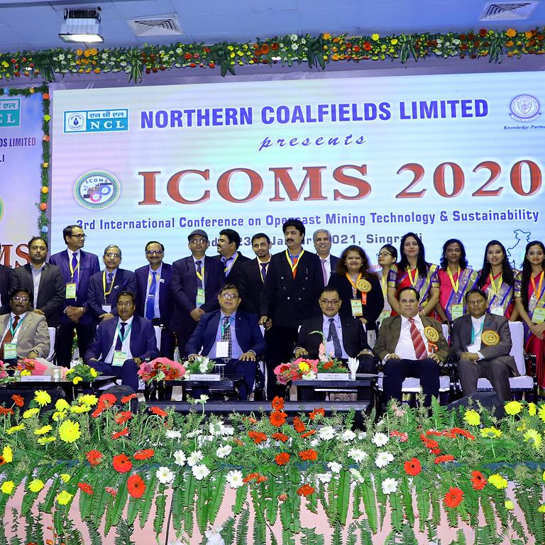 Registration for Paper Presentation ICOMS 2021