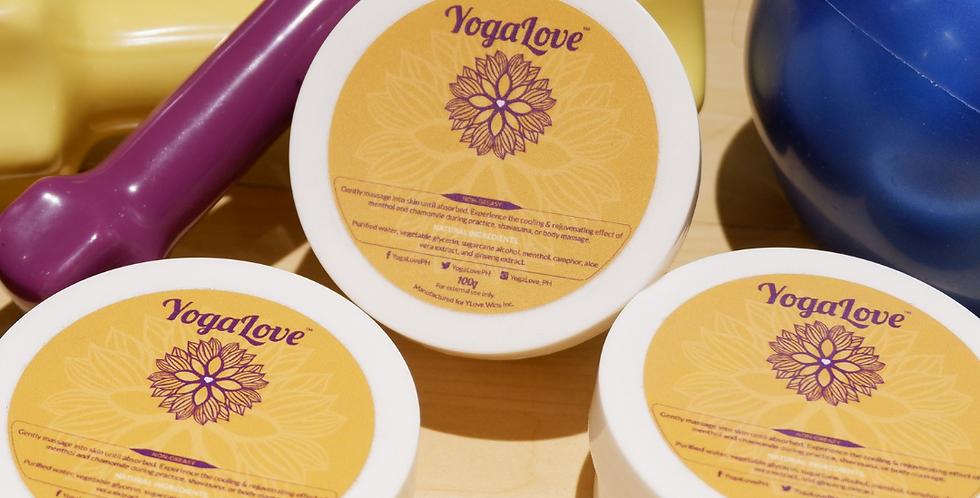 Yogalove Healing Cream 100g (3-Pack)
