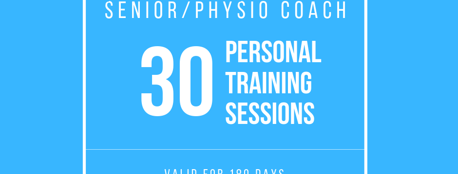 Senior/Physio: 30 Sessions
