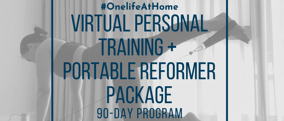 OnelifeAtHome Portable Reformer Package