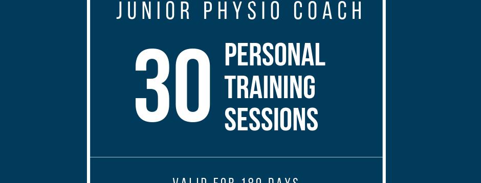 Junior Physio: 30 Sessions