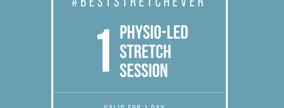 Physio-Led Stretch: 1 Session