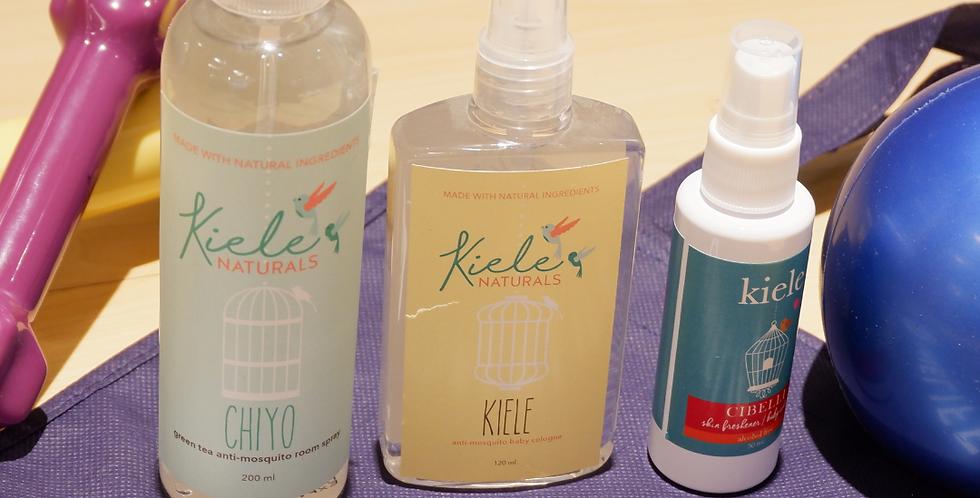 Kiele Naturals (3-Pack)