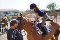 Clases para niños - ponies