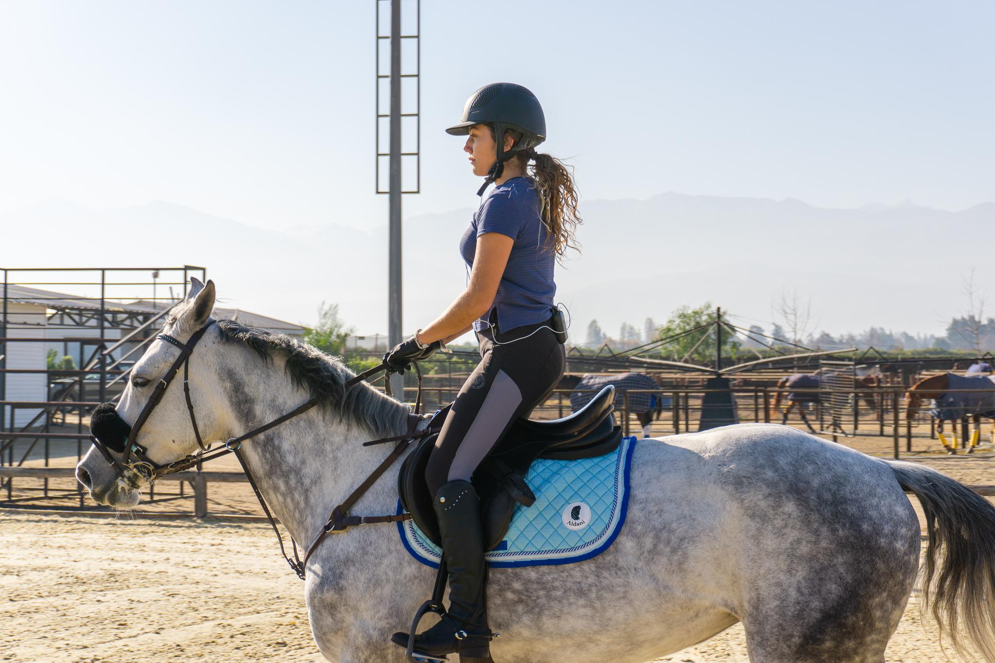 Clases de Equitación Jovenes Amazona