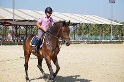 Clases de Equitacion Adultos