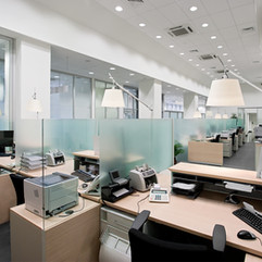 Empty bank office with desks in raw.jpg