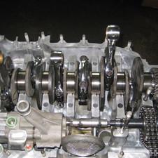 Porsche 935 Motor