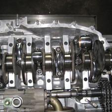 Porsche 935 Turbomotor