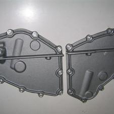 Kettenkastendeckel Nockenwellen Zentralschmierung Porsche 6Zyl