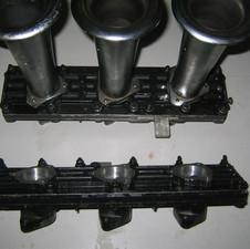 Flachschieberanlage Porsche 2,0 Carrera - Motor