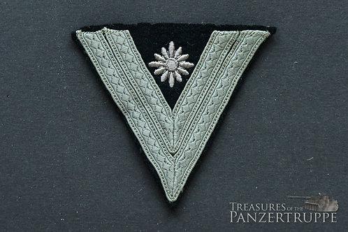 Stabsgefreiter rank tab Panzertruppe