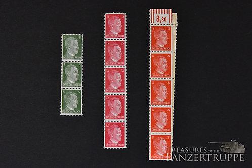 Adolf Hitler Stamps