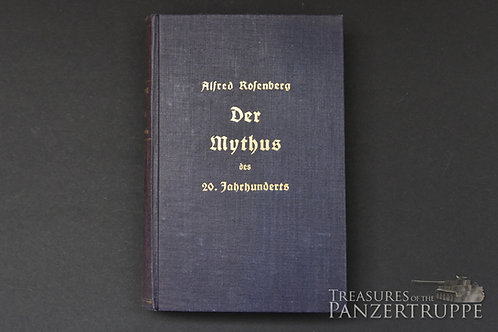 «Der Mythos des 20. Jahrhunderts» Book