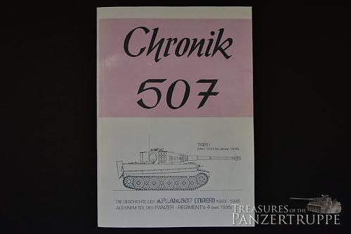 s.Pz.Abt. 507 chronicle