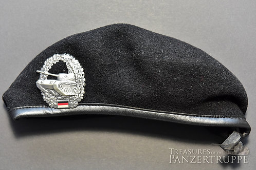 Bundeswehr Panzer Barett