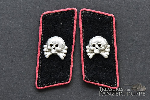 Collar tabs for the Black Panzer Wrapper #1