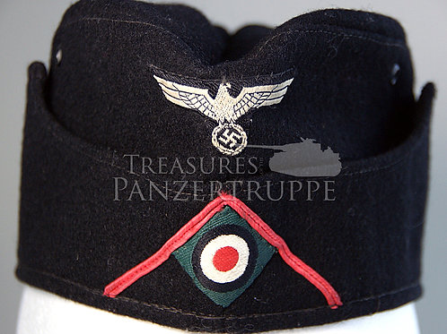 Panzer Overseas Cap by LAGO-Berlin
