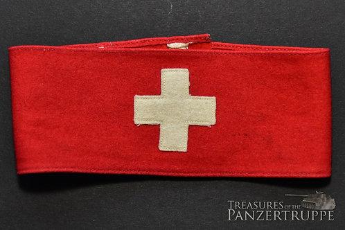 Swiss Army WWII Armband for Soldiers