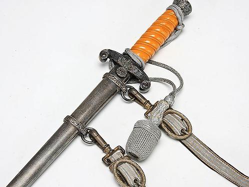 Wehrmacht dagger by Höller, Solingen