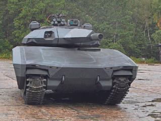 Der Panzer der Zukunft