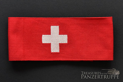 Swiss Army WWII Armband for Soldiers  #2