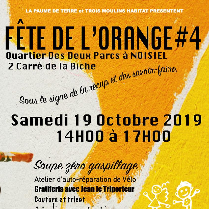 FETE DE L'ORANGE #5 ANNULEE