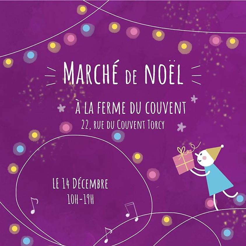 SOUPE DE NOËL , au Marché de Noël de la MJC André Philip