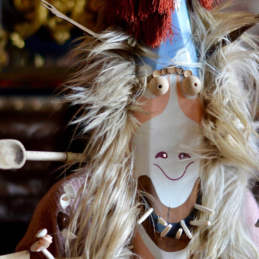 """Atelier """"Masque de Carnaval """" Parent-enfant"""