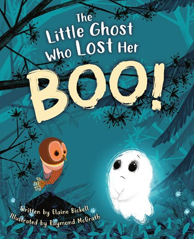 The Little Ghost Who Lost Her Boo!