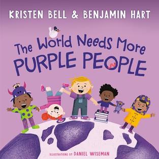 The World Needs More Purple