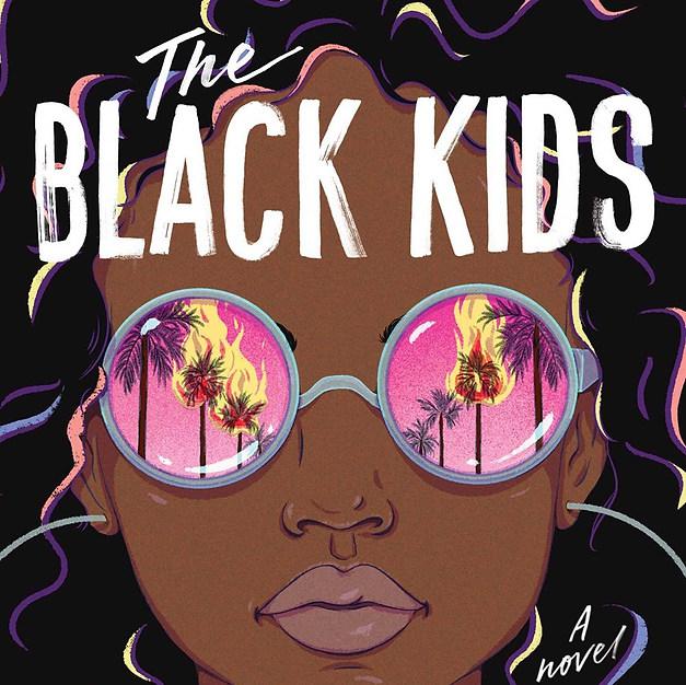 THE BLACK KIDS - Christina Hammonds Reed
