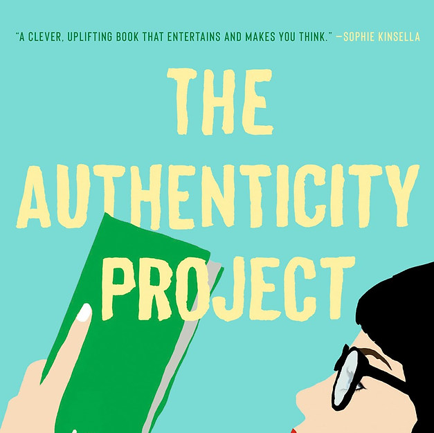 THE AUTHENTICITY PROJECT - Clare Pooley