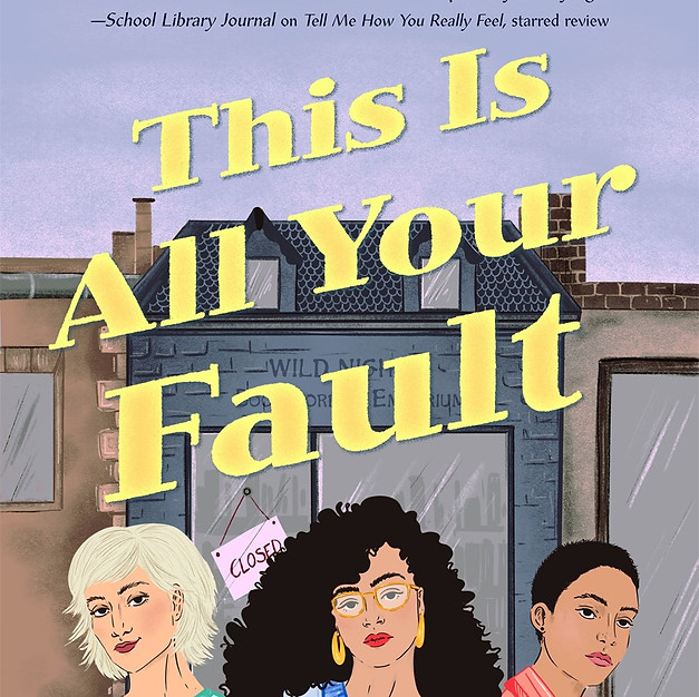 THIS IS ALL YOUR FAULT - Amnah Mae Safi