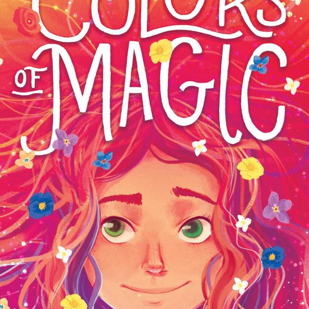 All the Colors of Magic - Valija Zinck