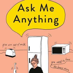 ASK ME ANYTHING - P. Z. Reizin