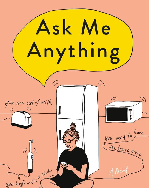 ASK ME ANYTHING - P. Z. Reizin