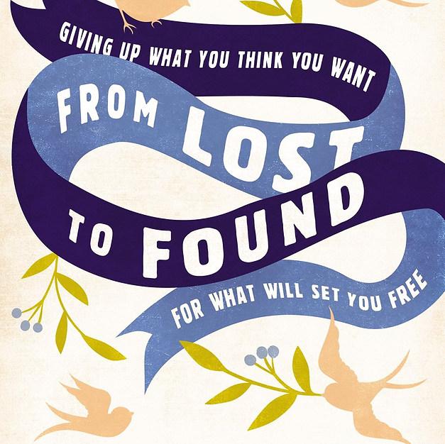 FROM LOST TO FOUND - Nicole Zasowski