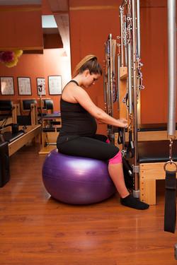 embarazado y pilates